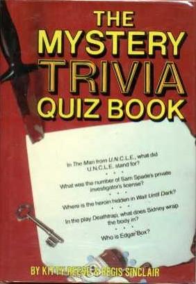Mystery Trivia Quiz Book