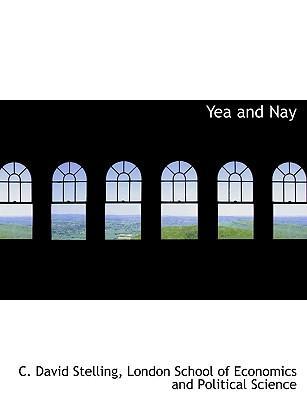 Yea and Nay