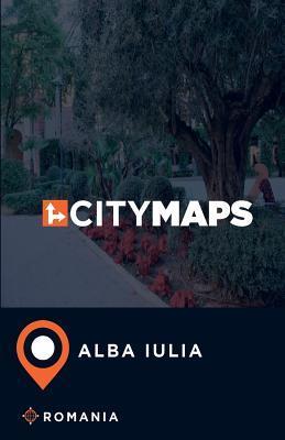 City Maps Alba Iulia, Romania