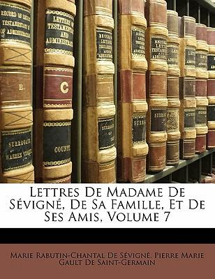Lettres De Madame De...