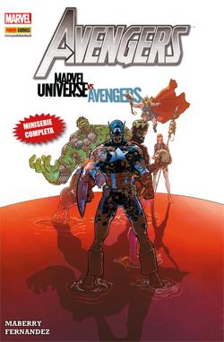Marvel Universe vs. ...