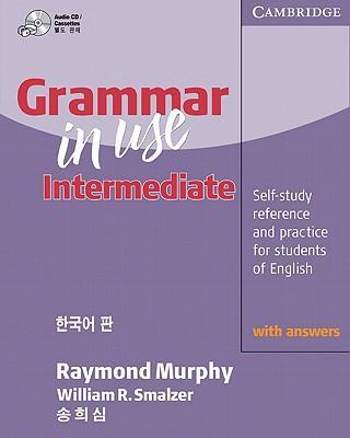 Grammar in Use Korean Edition