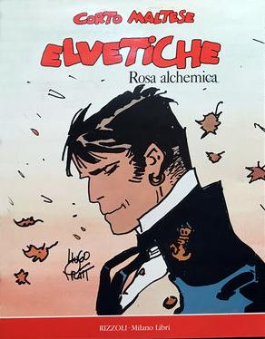 Le Elvetiche - Rosa alchemica