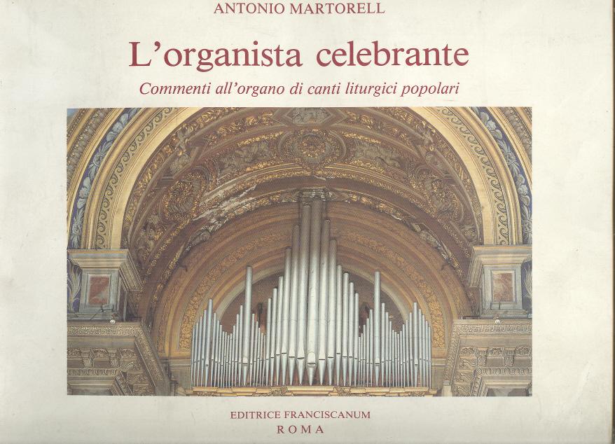 L' organista celebrante
