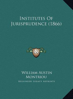 Institutes of Jurisp...