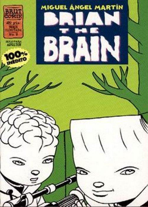 Brian the brain #5 (de 8)