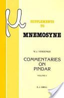 Commentaries on Pindar