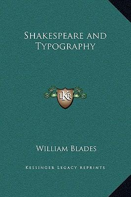 Shakespeare and Typography