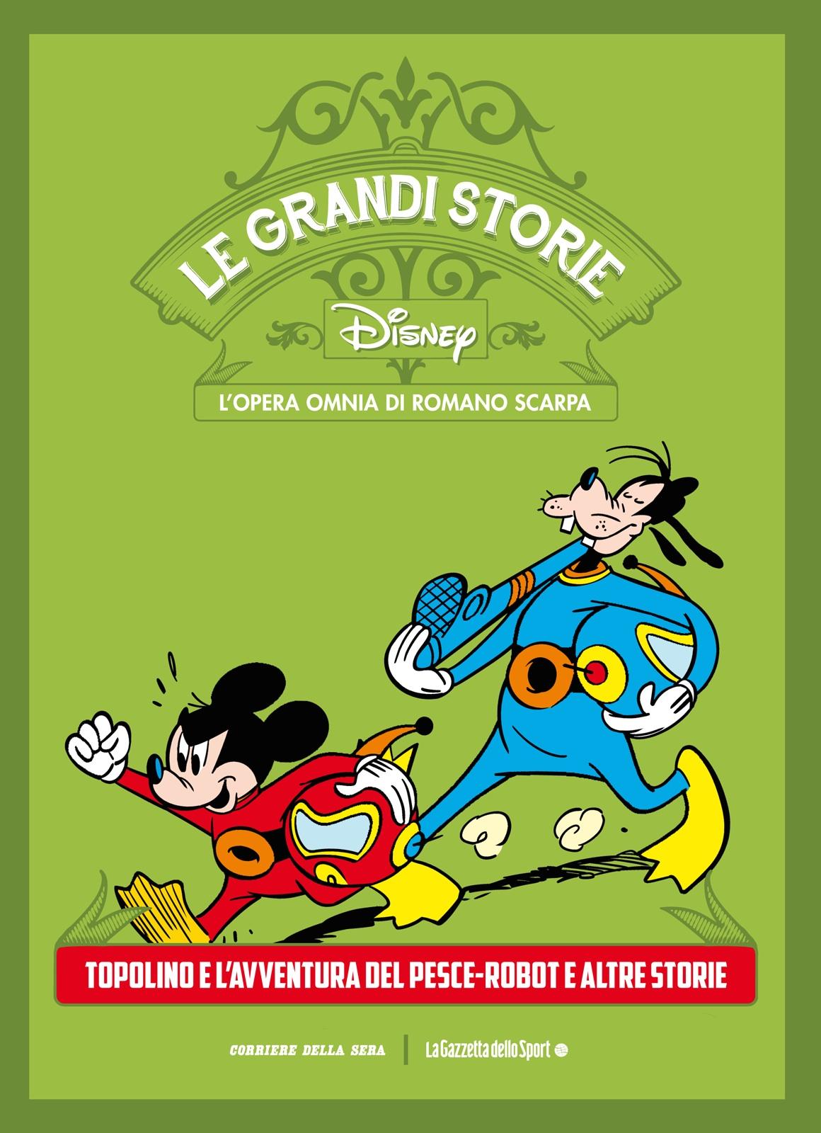 Le grandi storie Disney - L'opera omnia di Romano Scarpa vol. 27
