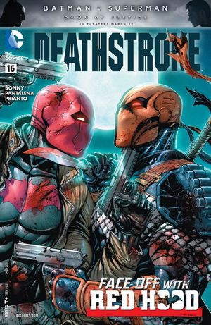 Deathstroke Vol.3 #16