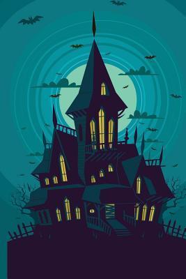 Haunted Halloween Manor Notebook
