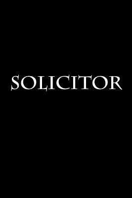 Solicitor Notebook