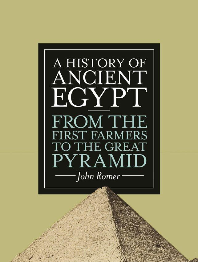 A History of Ancient...