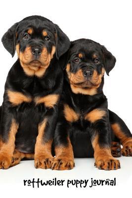 Rottweiler Puppy Journal