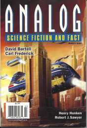 Analog Science Fiction and Fact, March 2009