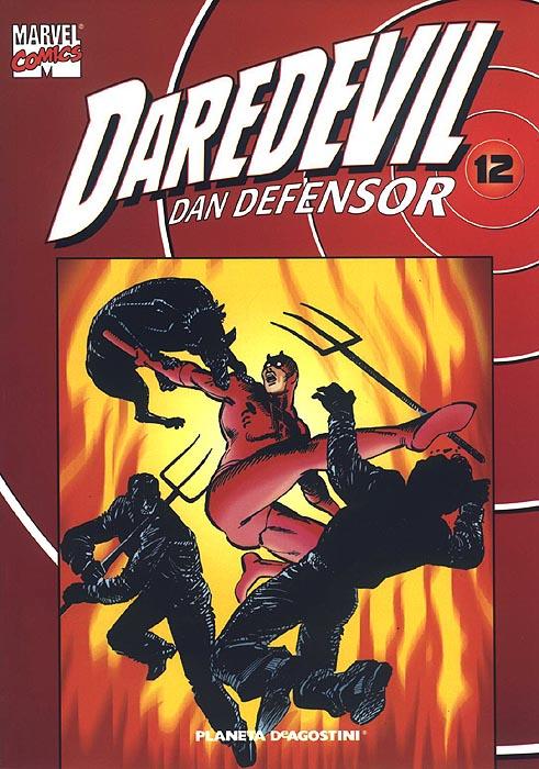 Coleccionable Daredevil/Dan Defensor Vol.1 #12 (de 25)