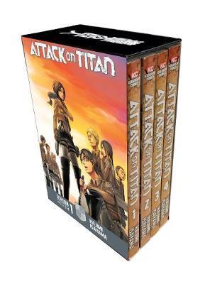 Attack on Titan Seas...