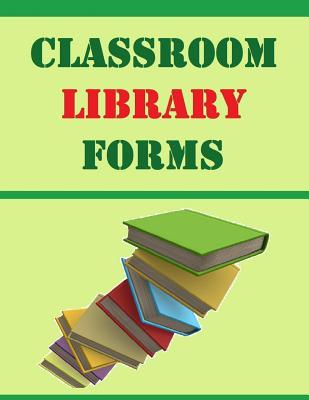 Classroom Library Forms