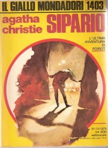 Sipario - L'ultima avventura di Poirot