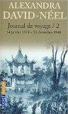 Journal de voyage, t...
