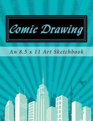 Comic Drawing Notebook