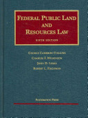 Federal Public Land and Resources Law