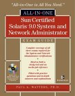 Sun Certified Solaris 9 System and Network Administrator All-in-one Exam Guide