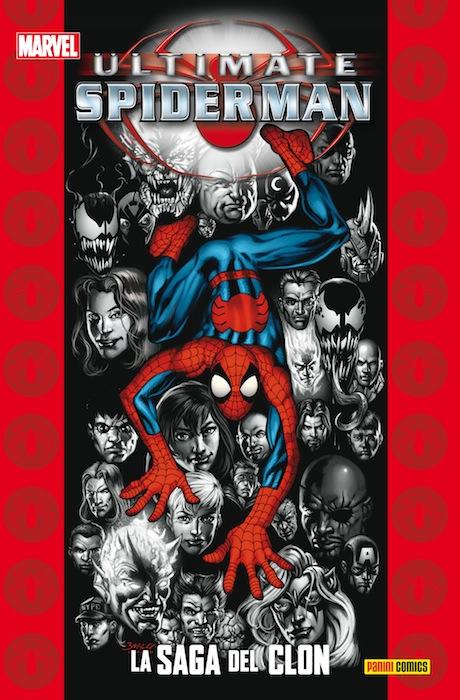 Ultimate Spiderman: La saga del clon