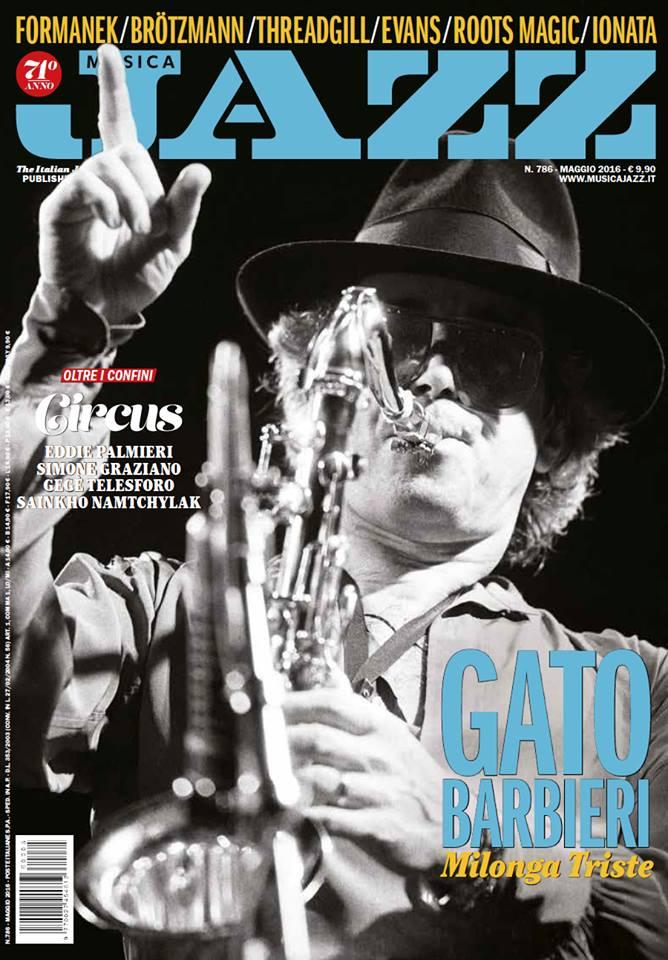 Musica Jazz n. 786 (maggio 2016)