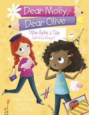 Olive Spins a Tale (And It's a Doozy!)