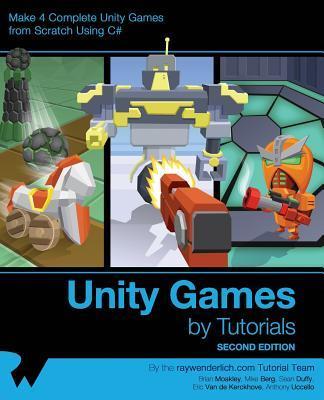 Unity Games by Tutor...
