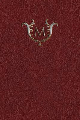"Monogram ""M"" Journal"