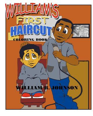 William's First Hair...