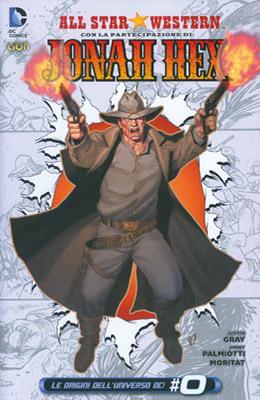 All Star Western vol. 3