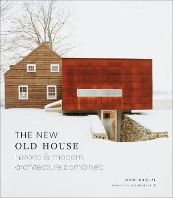The new old house. Historic & modern architecture combined