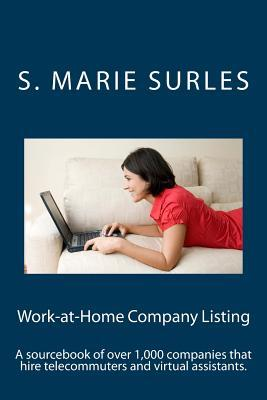 Work-at-Home Company Listing