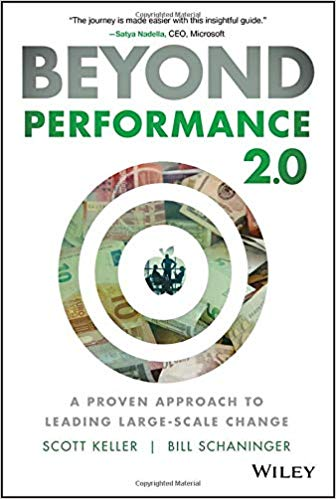 Beyond Performance 2.0