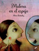Malena en el espejo