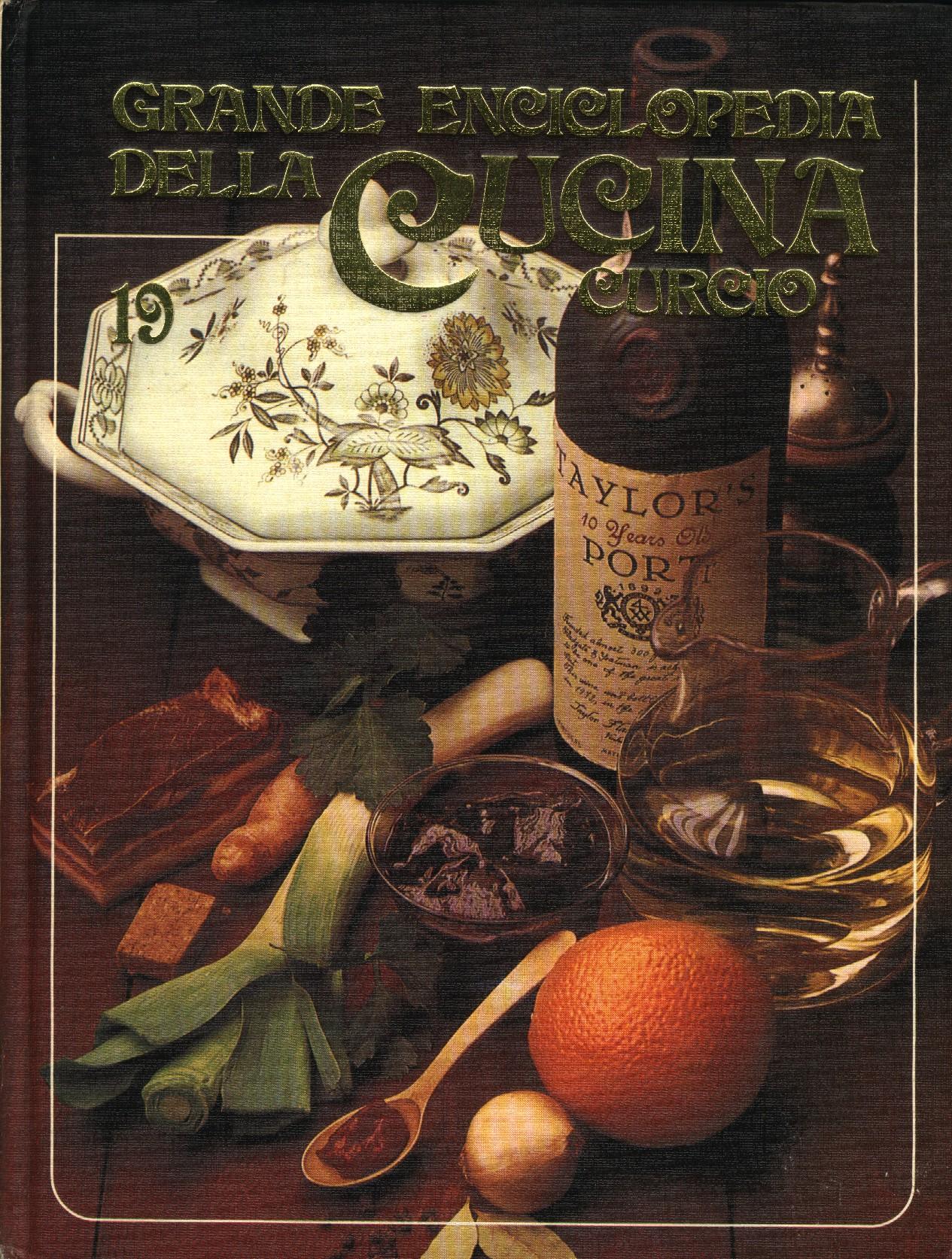 Grande Enciclopedia della Cucina Vol. 19 (rus-sch)