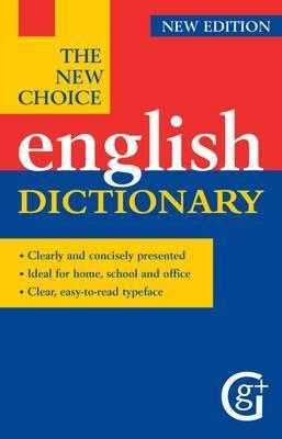 New Choice English Dictionary, The