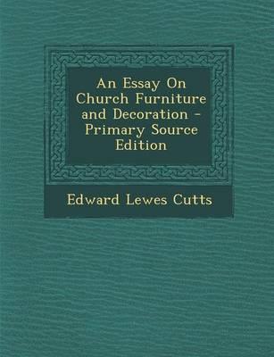 An Essay on Church F...