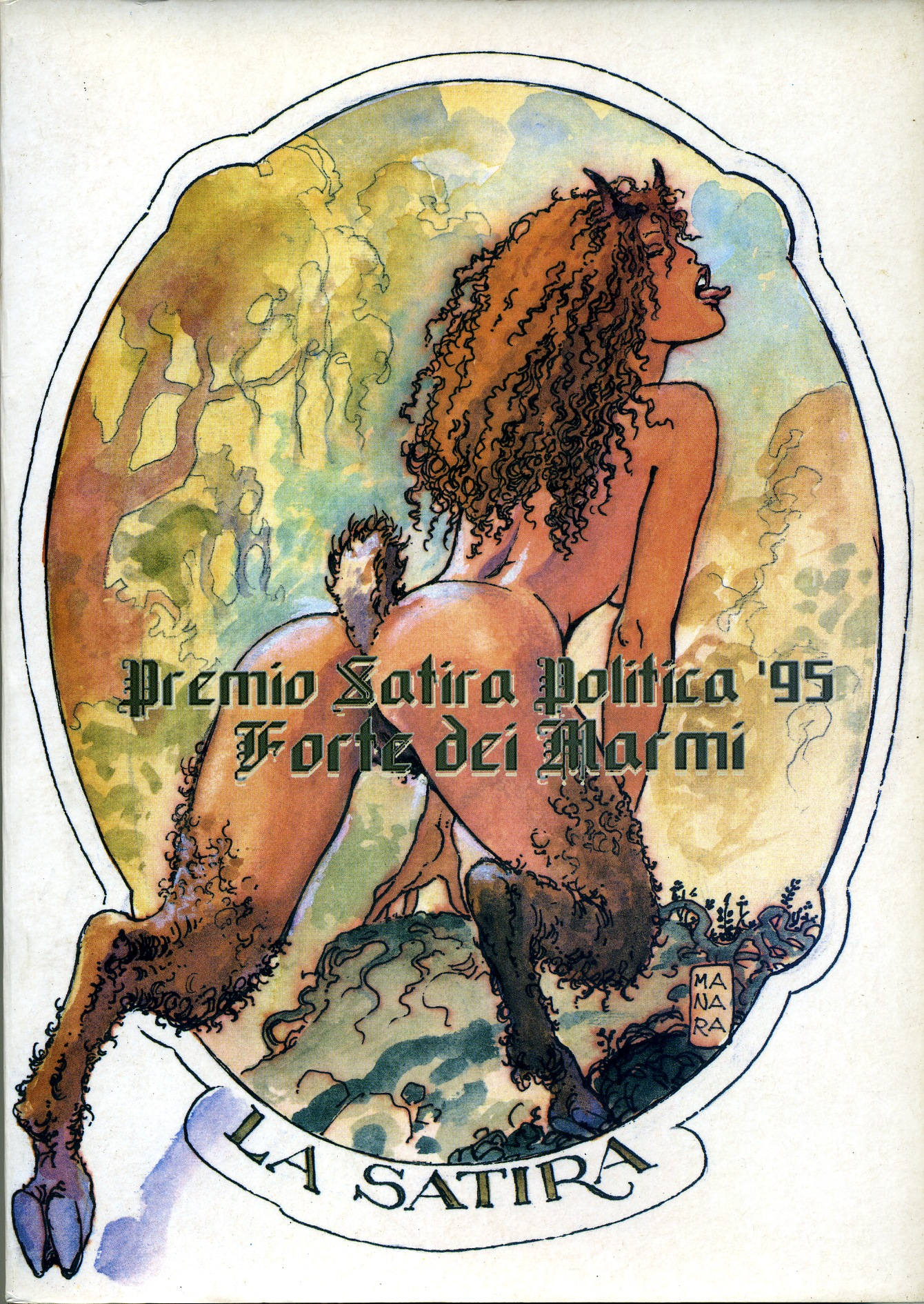 Premio satira politica 1995 - Forte dei Marmi