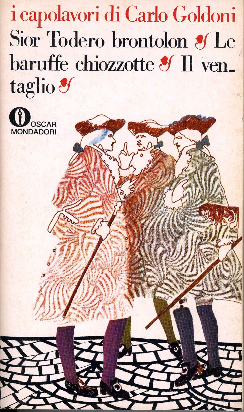 Sior Todero Brontolon - Le baruffe chiozzotte - Il ventaglio