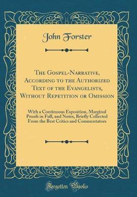 The Gospel-Narrative...