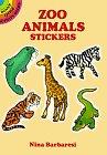 Zoo Animals Stickers