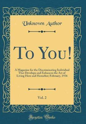 To You!, Vol. 2