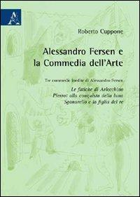 Alessandro Fersen e la commedia dell'arte