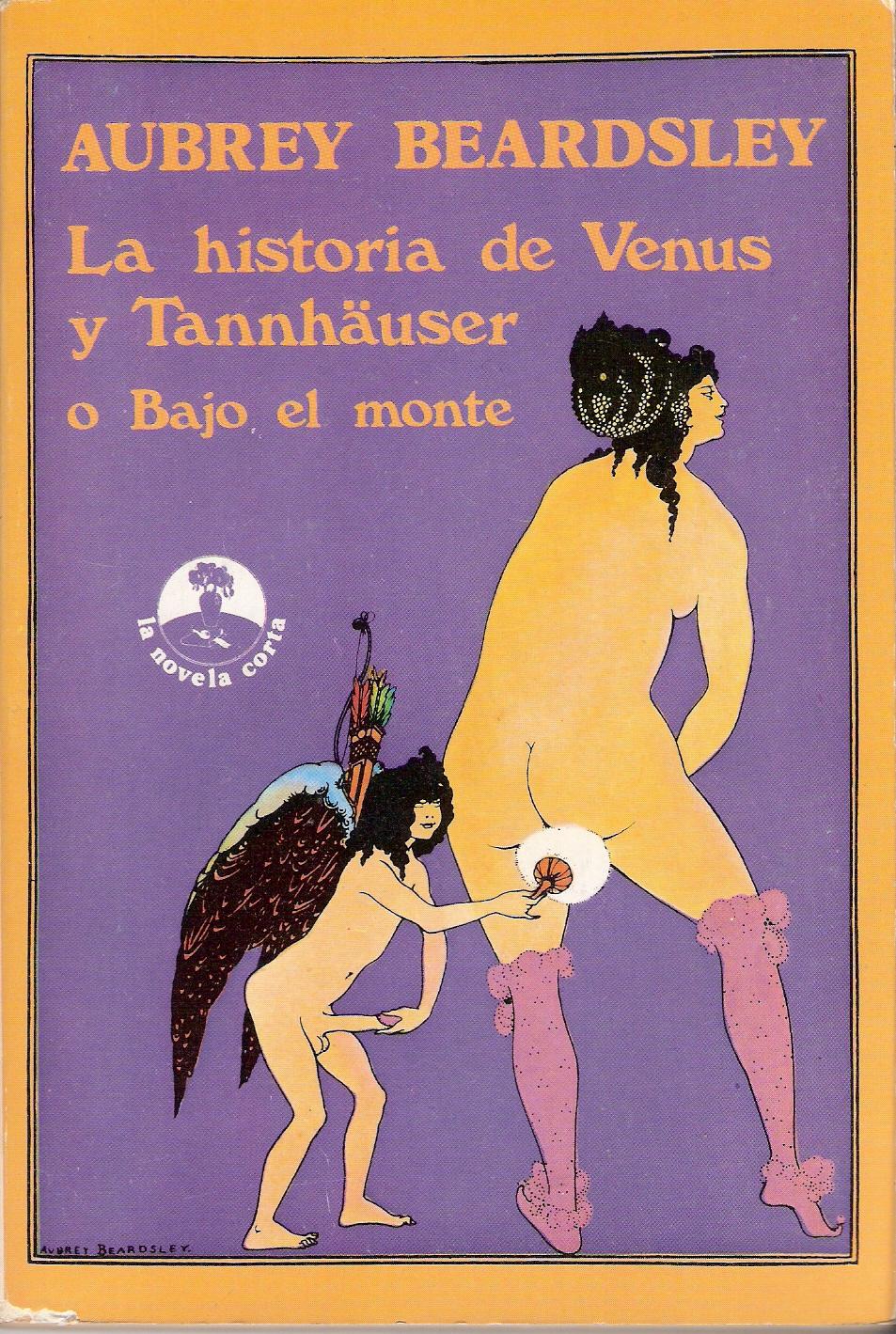 La historia de Venus y Tannhäuser o bajo el monte