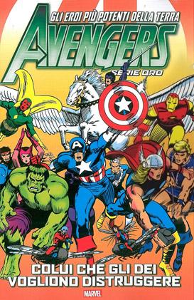 Avengers - Serie Oro vol. 10