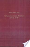 Parlamentarismus in Rumänien (1930 - 1940)